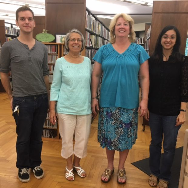Babcock Library staff